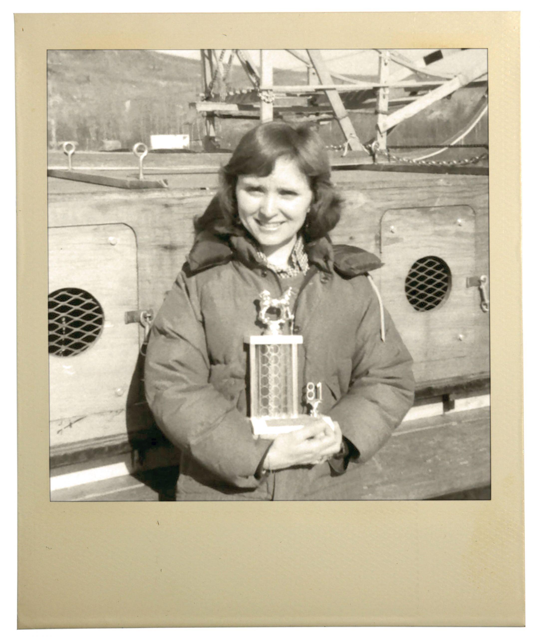 Christina Reagle, 1981
